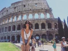 Oh hey, Colosseum.