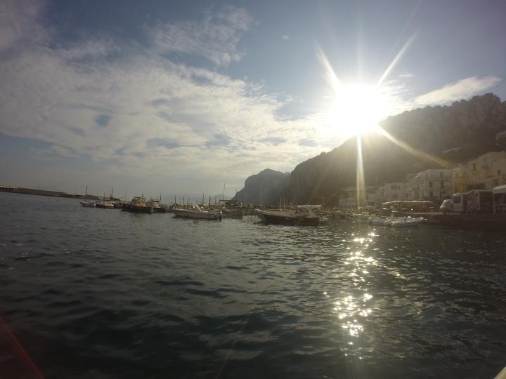 Innamorata di Amalfi.