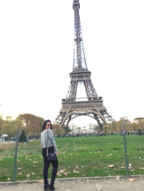 Looking back on this amazing trip. Je t'aime Paris!